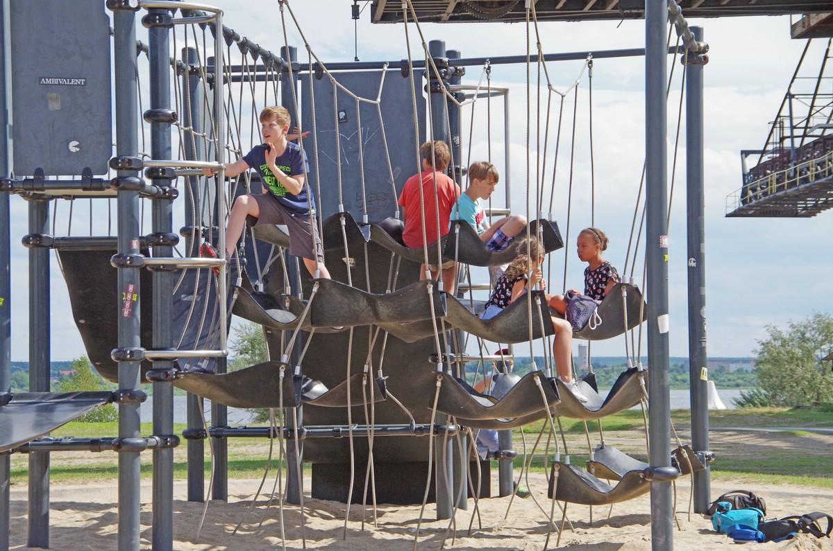 Ferienlager Sommer, Sonne, Strand & Spaß | Kinderland