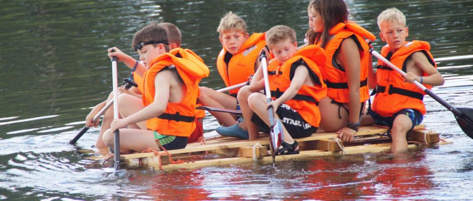 Ferienlager Outdoor Action Camp Sommerferien Harz