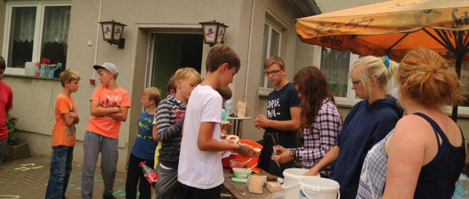 Ferienlager Outdoor Action Camp Sommerferien Harz
