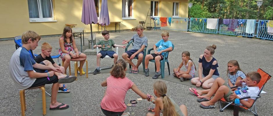 Kinderland Jerichower Land e.V. Sommer, Sonne, Strand & Spaß am Friedrichsee