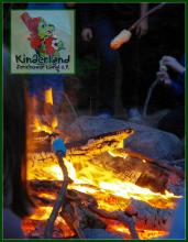 ferienlager lagerfeuer feriencamp kinderferienlager kinderland