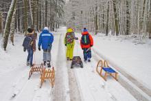 Winterferienlager 2017 mit Kinderland Jerichower Land e.V.