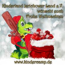 Kinderland Ferienlager wünscht Frohe Weihnachten