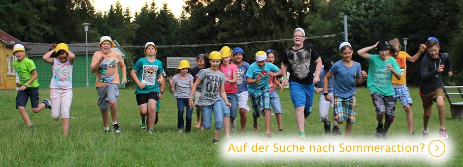 Sommeraction mit Kinderland Jerichower Land e.V.